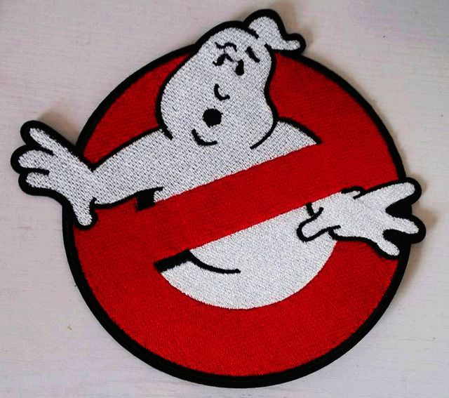 7-inch-EXTRA-font-b-LARGE-b-font-GHOSTBUSTERS-IRON-ON-font-b-PATCH-b-font